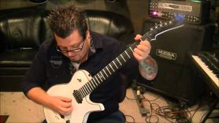 How to play Everything About You by Ugly Kid Joe on guitar by Mike Gross