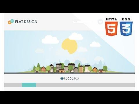 #3 Верстка сайта. HTML+CSS+JS