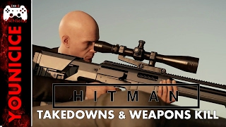 Hitman Takedowns & Finishers | Finishing Moves | Kill Compilation | Kill Montage | Combat