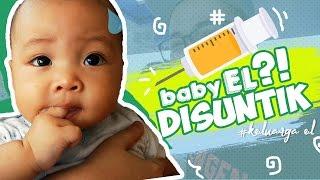 BABY EL DISUNTIK !! #keluargael