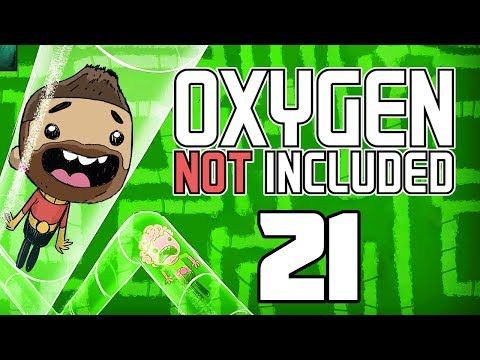 BURT! - Hutts Plays Oxygen Not Included [Episode 21]