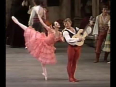 Mikhail Baryshnikov´s Don Quixote - (1983) - American Ballet Theatre