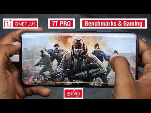OnePlus 7T Pro Benchmarks and Gaming