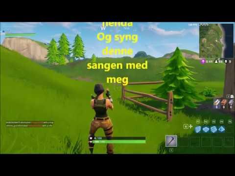 Klovner I Kamp - Langt å Gå (lyrics) | Fortnite Music Video