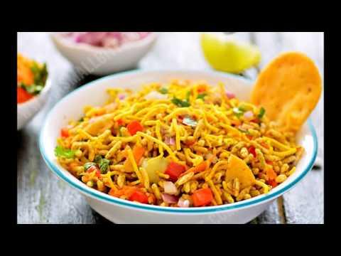 How to Make Bhel Poori Recipe