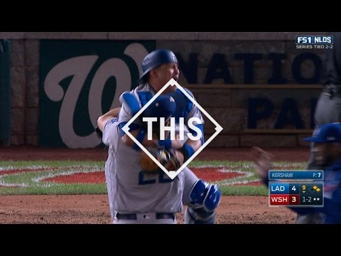 #THIS: Kershaw saves it for Dodgers