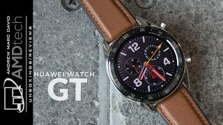 Huawei Watch GT: The Fitness Smartwatch with Epic Battery Life