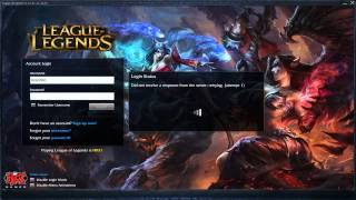League of Legends Login Problem! (Problem gelöst)