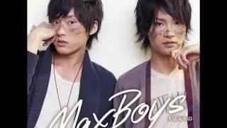 MaxBoys(細谷佳正+増田俊樹) - ボタン