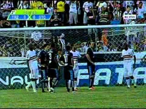 Campeonato Brasileiro da Série C 2013: Treze 1x0 Santa Cruz-PE (Jogo Completo)