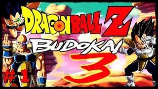 Dragon Ball Z Budokai 3 GAMEPLAY PART 1