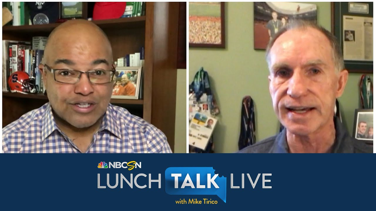 Tim Layden outlines complicated return of sports | Lunch Talk Live | NBC Sports