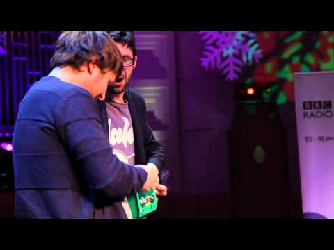 Mark Watson's Festive Finale -- BBC Radio 4 (contains flashing images)