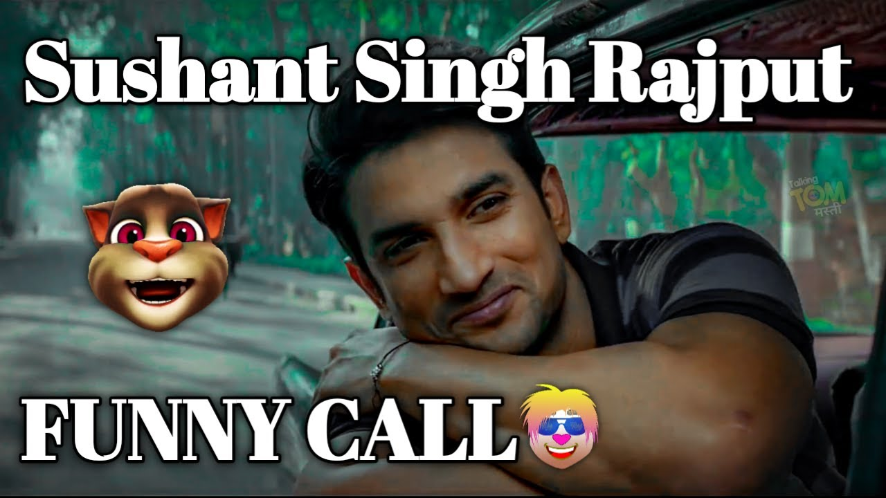Sushant Singh Rajput vs Billu Comedy | Sushant Singh Rajput Songs & Dialogue | New Funny Call