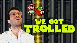 I Can't Believe I Do This For Fun... [Kaizo Mario Maker #4]