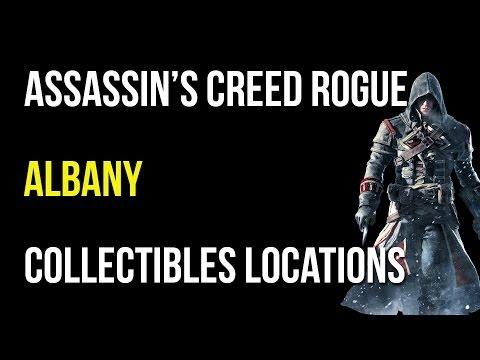 Assassin's Creed Rogue Albany Collectibles/Activities/Quest Items/Viking Sword/Templar Relic