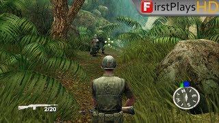 Shellshock: Nam '67 (2004) - PC Gameplay / Win 10