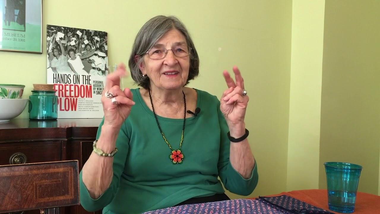 Julian Bond Oral History Project: Betty Garman Robinson
