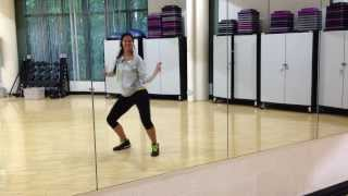 Zumba Fitness with Maria Jose. Sabor a melao (remix) by Daddy Yankee