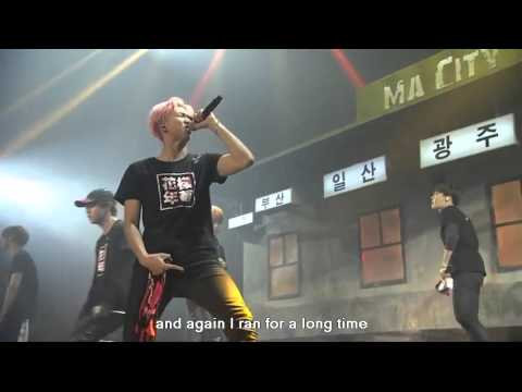 BTS HYYH 화양연화 On Stage Ma City Eng Subbed