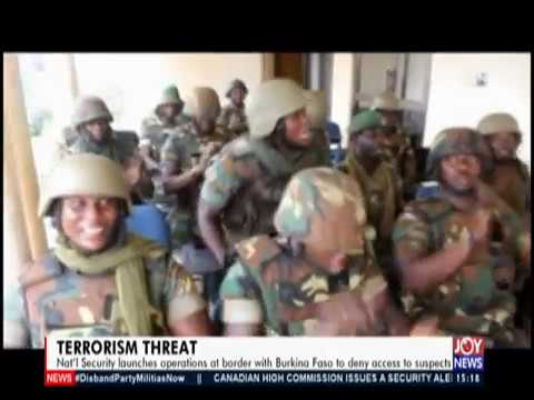 Terrorism Threat - The Pulse on JoyNews (7-6-19)