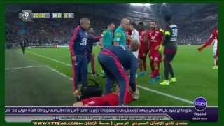 تقريرعن مباراة مارسيليا 1-1 ليون - الدوري الفرنسي 2015/2016