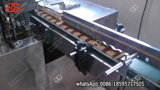 Automatic Cellophane Spices Box Wrapping Machine for Sale