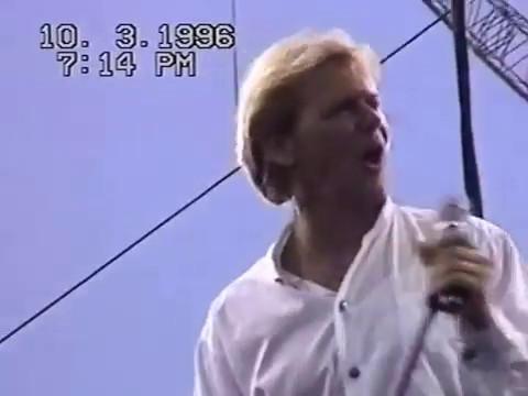 John Farnham 1996 Melbourne Grand Prix Concert