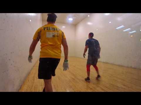 Jake Plummer Family Handball Bash & R48Pro Stop - L. Moreno vs E. Peixoto