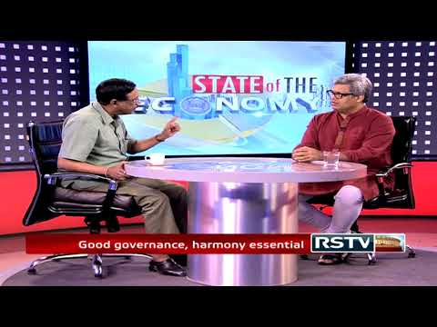 State of the Economy with Pavan Varma