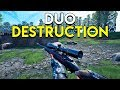 DUO DESTRUCTION - Islands of Nyne