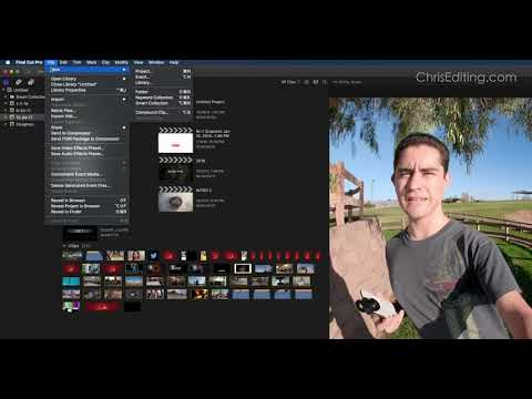How To Edit/Export GoPro Fusion Videos On Final Cut Pro