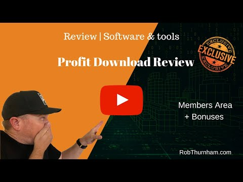 Profit Download Review ⚠️ (Caution)⚠️ Don't Buy Profit Download Until You See This!