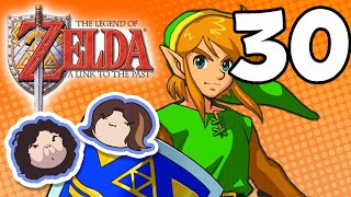zelda a link to the past bankin it part 30 game grumps