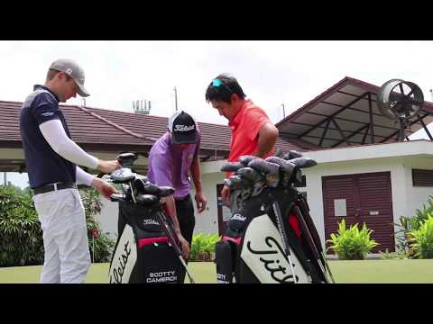 Titleist Golf Clubs Fitting Event - Tanah Merah Country Club Singapore