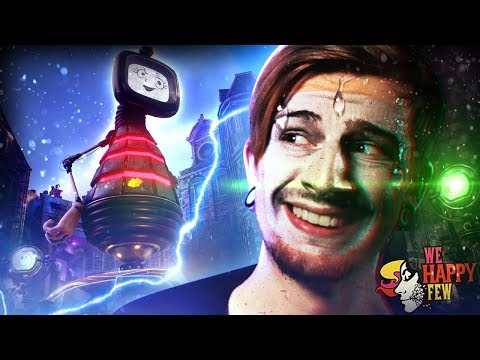 WE MADE IT TO THE PARADE DISTRICT!! || We Happy Few (Part 10) thumbnail