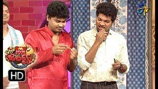 Avinash & Karthik Performance | Extra Jabardasth| 23rd November 2018 | ETV Telugu