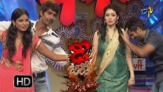 Dhee Jodi 24th August 2016- Full Episode – Etv Telugu