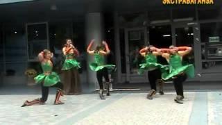 "Шоу ""EXTRAVAGANZA"" Кавказские амазонки (лезгинка)"