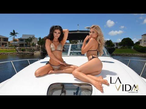 La Vida Swimwear Bikini Line - 360 Video 2016