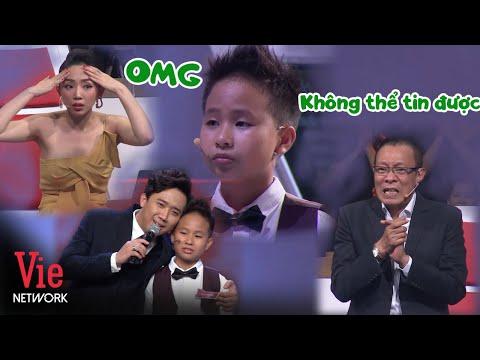 Nổi da gà vời khả năng tính nhẩm THẦN TỐC của thiên tài nhí | SIÊU TRÍ TUỆ (The Brain Vietnam 2019)