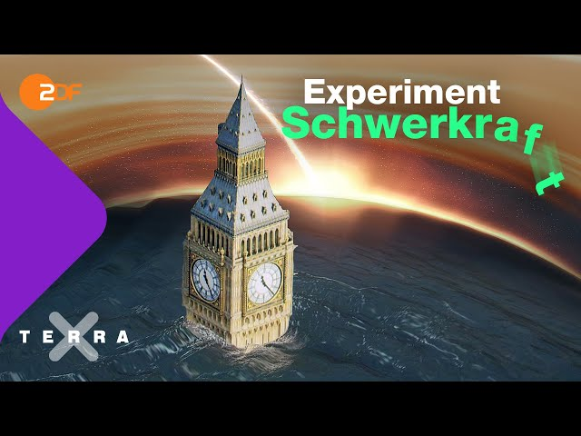 So wirkt die Schwerkraft   Terra X plus