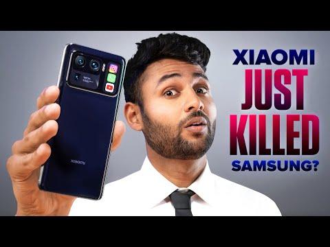 Mi 11 Ultra Review - Xiaomi just KILLED Samsung!? - Mrwhosetheboss