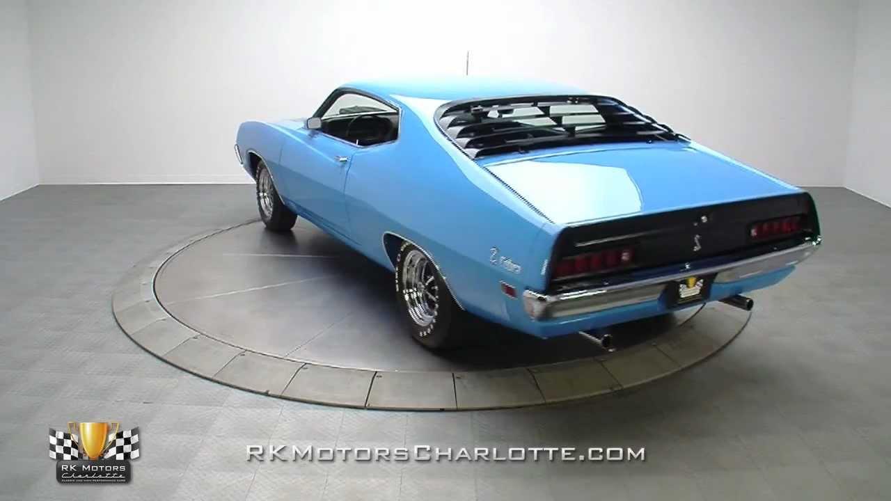133288 1971 Ford Torino Cobra Youtube 1969 Cadillac Vacuum Diagram