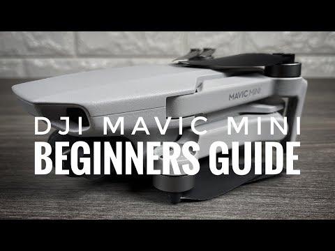 DJI Mavic Mini Beginners Guide   Getting Ready For First Flight