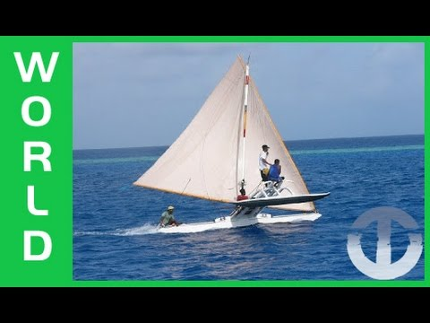 Marshall Islands Canoe Racing on Trans World Sport