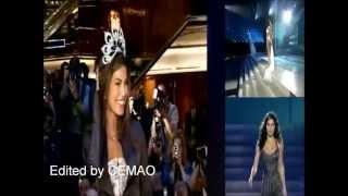 Justine Pasek ( Panama ), Miss Universe 2002 ( Replacement ) - Crowning Moment(Justine Pasek ( Panama ), Miss Universe 2002 ( Replacement ) - Crowning Moment., 2012-03-07T04:31:48.000Z)