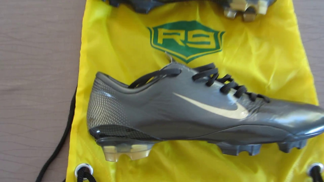 competitive price 38ded b9ec8 FOR SALE MINT NIKE MERCURIAL VAPOR III R9 44,5 WORLD CUP 2006 FG BRAZIL  BRASIL