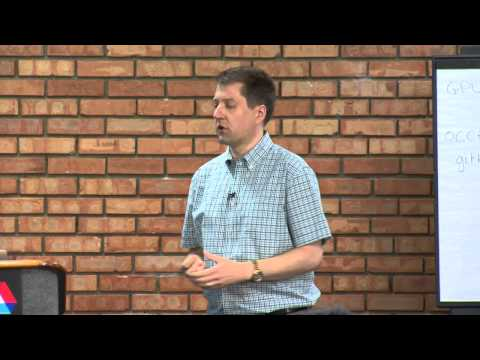 A Brief History Of NAMD (and VMD) | James Phillips, University Of Illinois, U-C