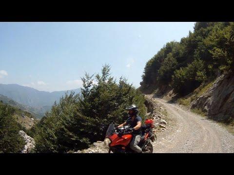 Balkan Ride 2016 - a motorcycle adventure to Albania